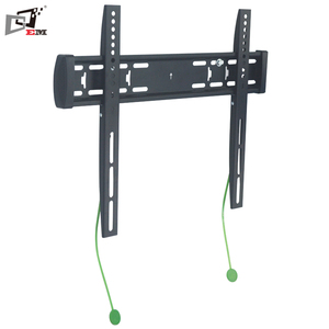 Hot Selling Cheap Low Profile Universal Wall Shelf Led Fixed TV Mount For Family Use