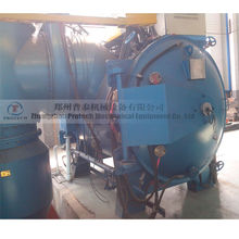 high temperature vacuum atmosphere furnace for brazing metal component on steel