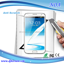 for samsung note 2 mobile phone accessoires tempered glass china producer dongguan city grass st tempered glass screen protector
