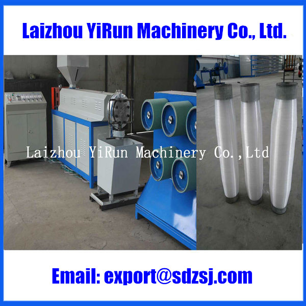 Plastic Fishing Line and Window Screen Filament Making Machine