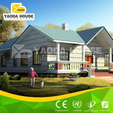 China Yaoda concrete prefabricated house