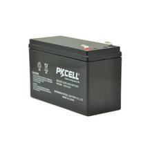 China factory 12V 9AH sealed lead acid battery rechargeable battery for UPS