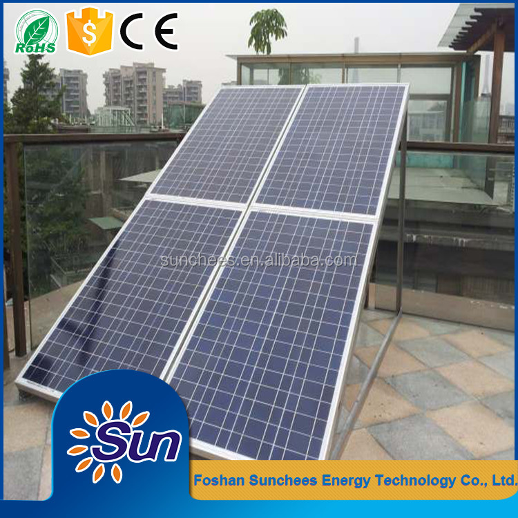 1KW 2KW 3KW 5KW chinese photovoltaic panels prices / hot sell solar off grid system for house use,Solar panel and gel battery