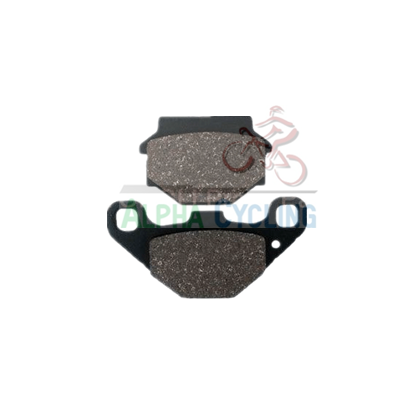 wholesale motorcycle disc brake pads AC046 for KAWASAKI-KH100EX/KMX125;KTM-MX125-600 AC046