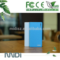 full capacity portable power bank 20000mah with 18650 battery cell phone