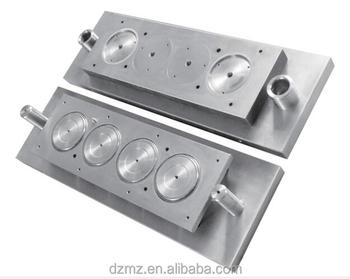 4 Cylinders Close mold