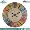 Metal retro kitchen wall clock , kitchen promotion wall clock