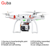 China 6 channel 5.8ghz gps fpv rc quad copter with waterproof camera