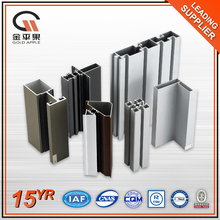 6061 6063 t5 various industrial extruded aluminum profile with standard model