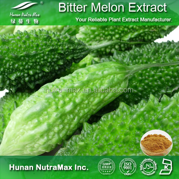Factory Supply Hot Selling Bitter Melon Extract / Organic Bitter Melon Powder / Bitter Melon P.E.