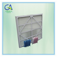 Good Quality Paper Furnace Panel Pre Air Filters