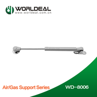 Hydraulic Gas Support Soft-closing Gas Spring,Furniture Hardware Cabinet Support
