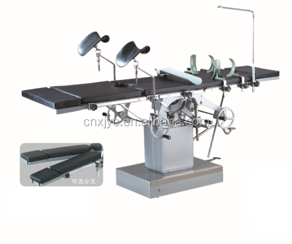 Side Operating Univerasl Table surgical operations Designer best selling gas spring operation table