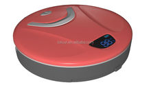 2014 Hot-Selling Automatic Robot Vacuum Cleaner with Voice function & Ultra thin Body design