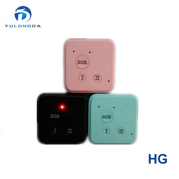HG Mini smart long standby gps tracker for kids and old people child anti kidnapping gps tracker China