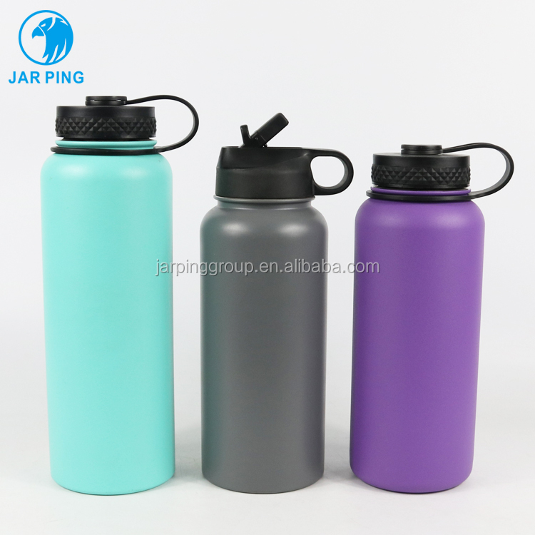 best selling amazon custom gym sport <strong>stainless</strong> <strong>steel</strong> insulated vacuum flask travel water bottle China manufacturer JP-104A-19
