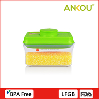 New products rectangular food storage container