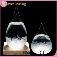 Christmas Gift Teardrop Storm Glass Creative