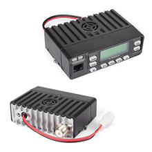 FCC CE Approved 25W Dual Band VHF UHF Ham Radio Transceiver