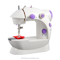 Table top double stitch Mini sewing machine FHSM-202