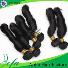 Aliexpress hair manufacturer golden top selling hair companies