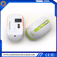 China wholesale high quality bulk custom gaming mini wireless mouse