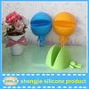 2016 New design top seles convenience silicone phone stand