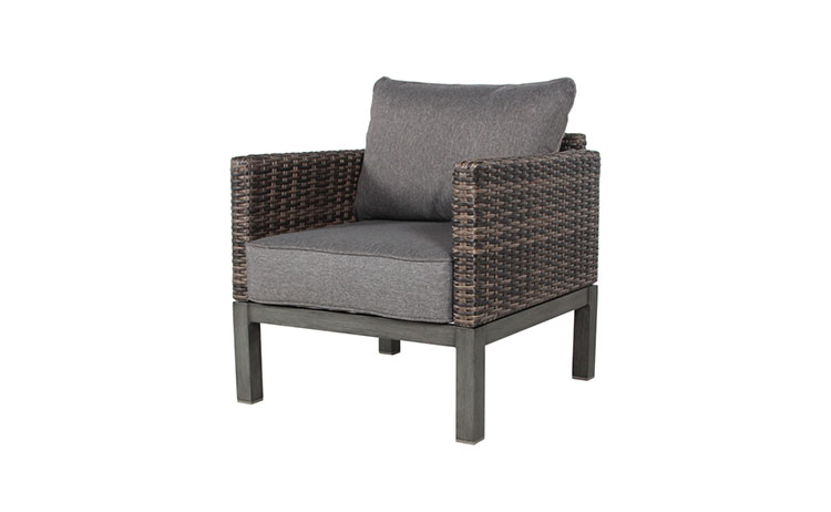 Hot sale outdoor garden rattan wicker sofa outdoor rattan patio sofa