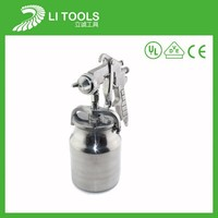 Professional lvlp zoom car electric paint spray gun