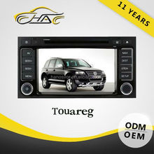 special for 7'' VW Touareg car gps navigation with map