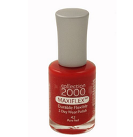 high quality Pure Red Nail Polish