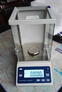 Digital Electronic Analytical Balance