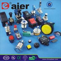 Daier round light switches