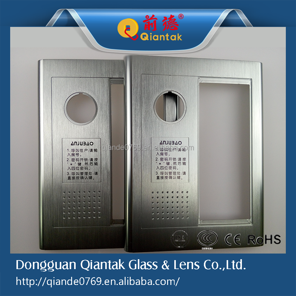 High quality and cheap price Door security of aluminium panel