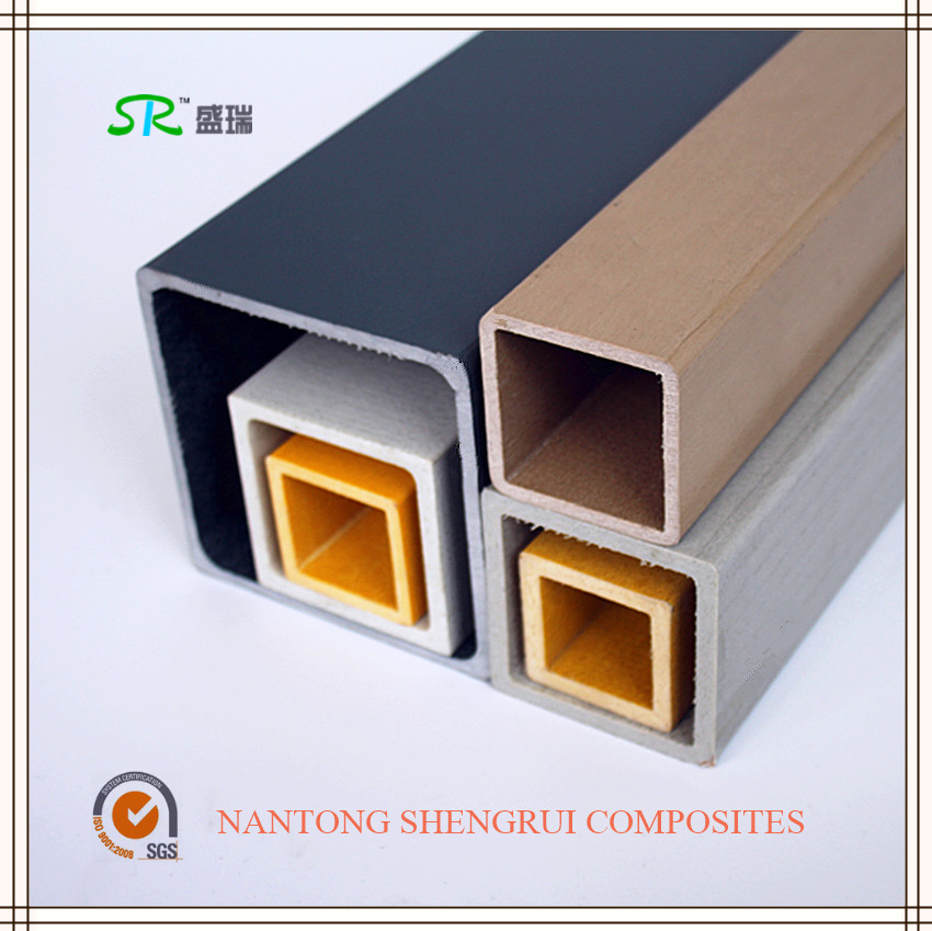 Best selling GRP composite structural profiles