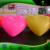 Heart Shaped Balloon Helium Inflatable Lighting LED Inflatable Light