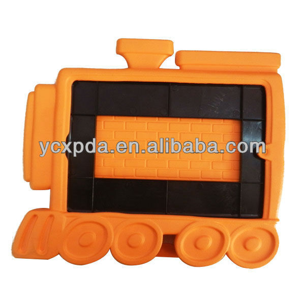 Cute shape for Mini Ipad case ,silicone cover for ipad mini cover ,for Apple iPad mini accessory
