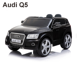 Kids Ride On Car Licensed Audi Q5 Battery Electric Toy Sport Remote 12V