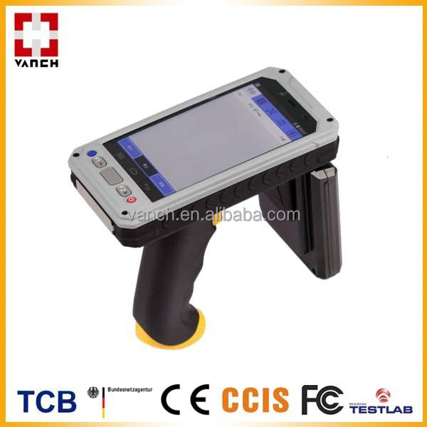 7m long range android mobile phone RFID reader for assets tracking