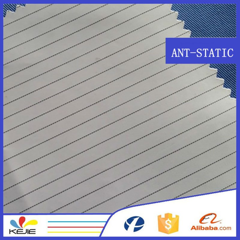 TC Light Anti Static Fabric For Electrical Engineering