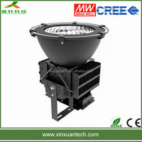 Sports stadium most powerful led flood light 400w ip65 outdoor with ce certificate
