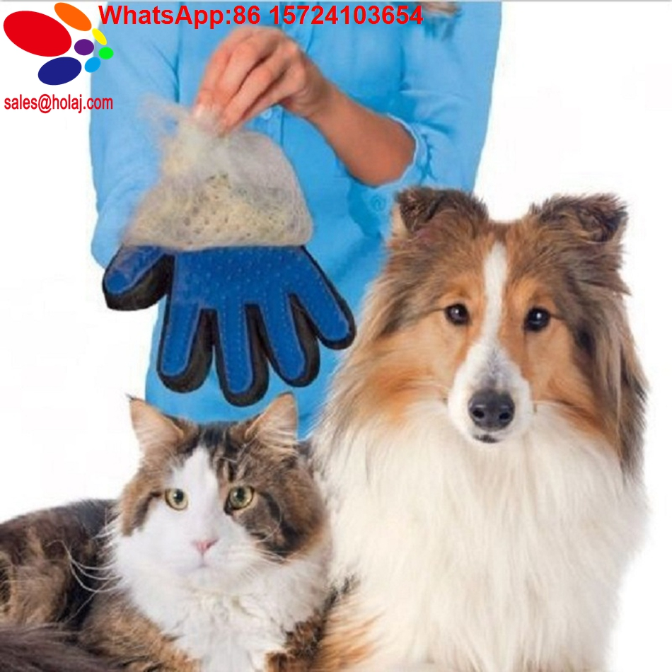 Hair Removal Comb Dog Cat Fur Hair Grooming Clean Fur Brush Pet cleaning brush glove