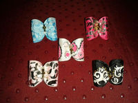Assorted Pet Dog Bows Hair Accessories Supplier from Philippines- Wholesale