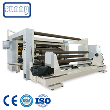Hot Stamping Foil film Slitting Rewinder Machine for Packaging film