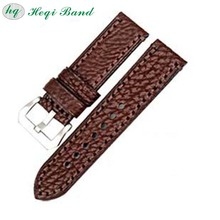 Whole Sale Cheapest ODM Handmade Leather Watch Strap Watchband