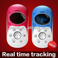cartoon little baby gps tracker Q5 new smallest cell phone with SOS,Music,Game