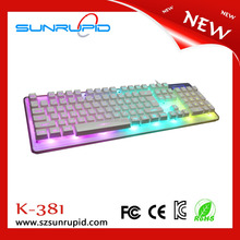 Top Seller Human Design For Acer Laptop Russian LED Gaming Keyboard