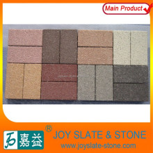 Outside Garden Road Paving Tile