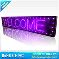 led scrolling message sign with remote
