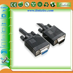 Male to female 10meters 20meters vga cable 30m